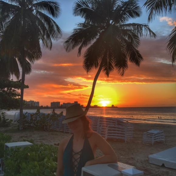 PR Sunset